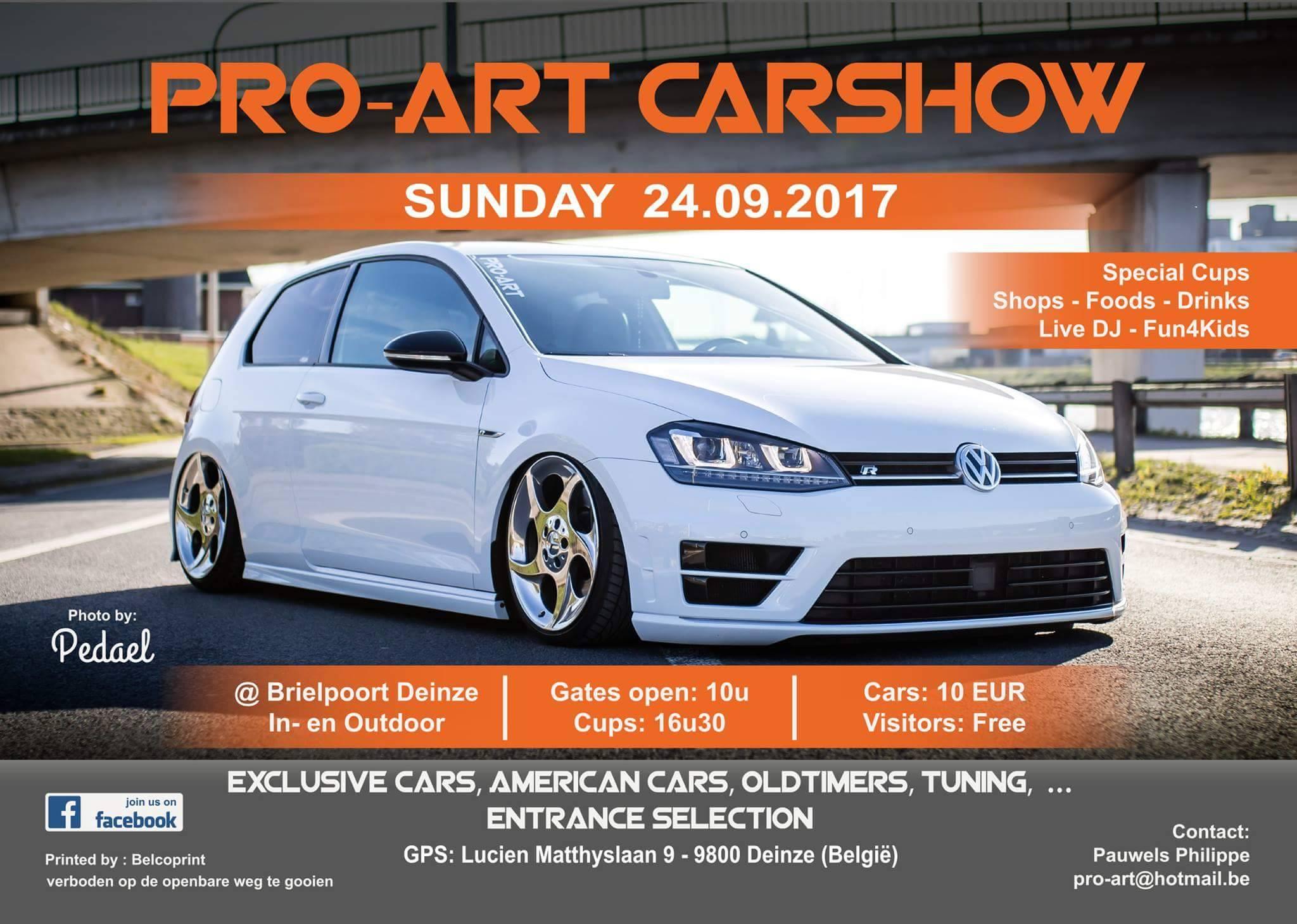 ProArt carshow 2017