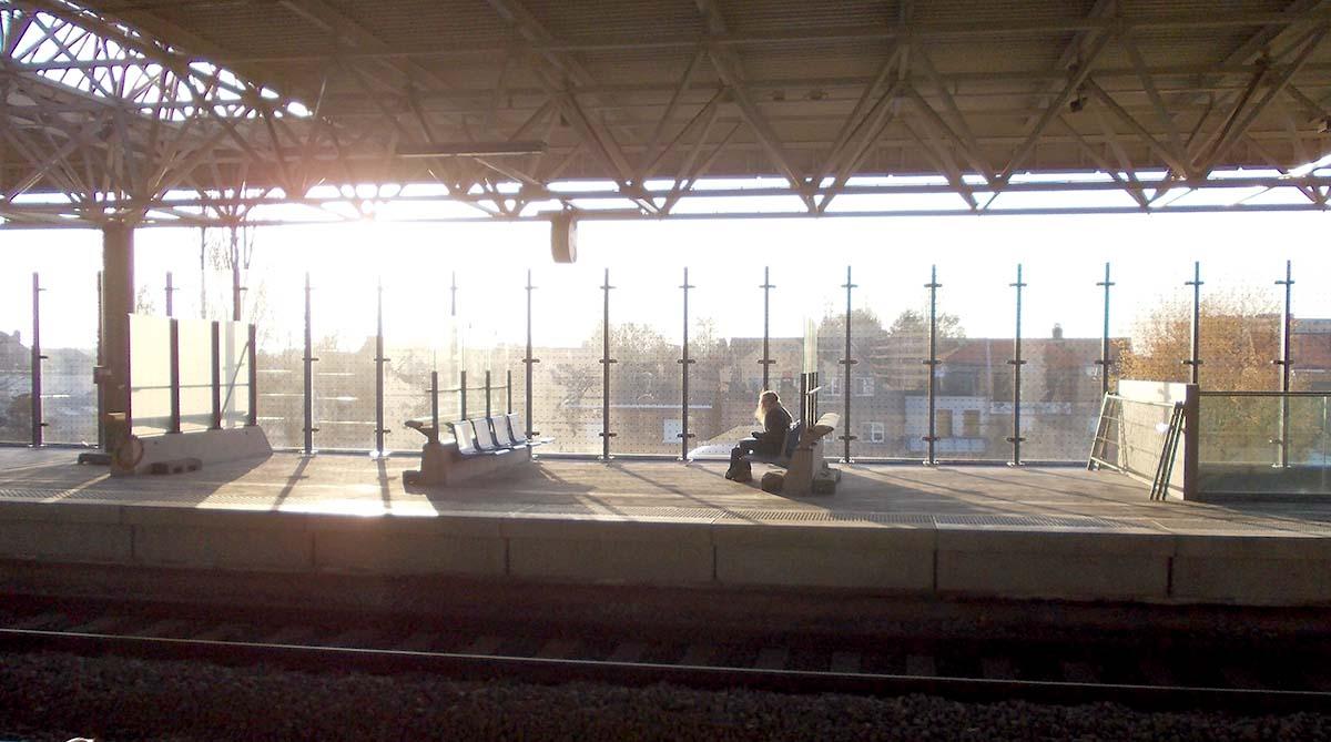 GroenRood Station Deinze
