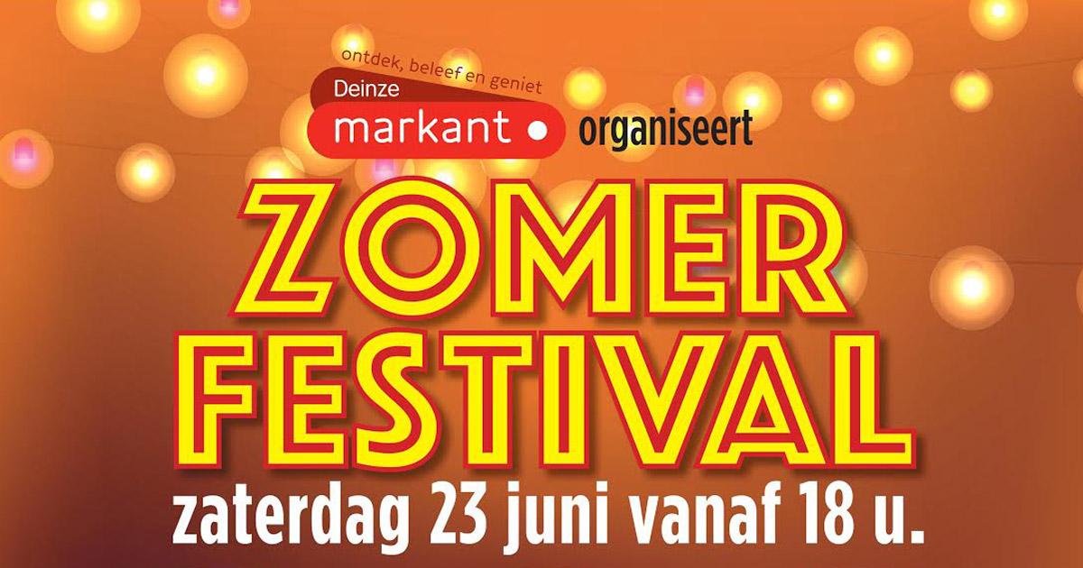 zomerfestival_Markant_Deinze